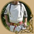 LARP Roman short-sleeved tunic